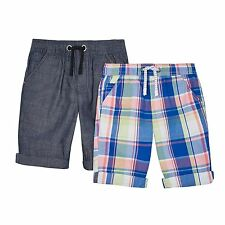 Bluezoo Kids Pack Of Two Boys' Assorted Printed Shorts From Debenhams