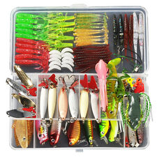 Minnow Fishing Lure Lures Rapala Lot S Floating New Trout 5 Tackle Metal New