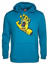 Santa Cruz Blue Screaming Hand Kids Hoody