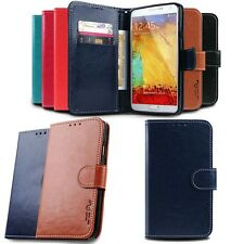 Airlink Wallet Diary Case for Samsung Galaxy S5 S4 S4 Active S4 Mini S3 S2 _