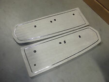 Parchment Door Panels For 1968 Mustang Pair GT Shelby