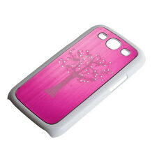 Tree Shape Skin Protect Case Cover For Samsung Galaxy S 3 SIII I9300 RED ROSE