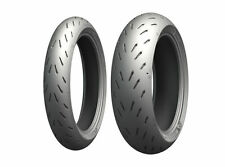 MICHELIN POWER RS 180/55/17 - 120/70/17 ** PAIR **