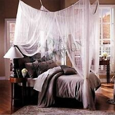 White Lace Bed Netting Canopy Mosquito Net Mosquito Repeller Repellent Netting