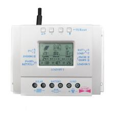12V/24V Auto LCD Display  Solar Panel Controller Charger Battery Regulator