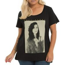 Plus Size KATY PERRY BLACK & WHITE PHOTO Women's T-Shirt NEW Licensed & Official