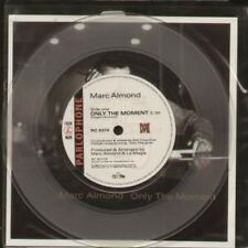 "MARC ALMOND Only The Moment 7"" VINYL UK Some Bizarre 1989 Clear Vinyl With"