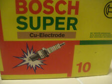 BOSCH SPARK PLUGS BOX OF TEN   HR10DCX  made in germany