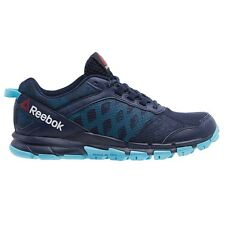 Reebok Trail Warrior WOMEN'S TRAIL RUNNING SHOES, BLUE/GREY- Size US 8, 8.5 Or 9