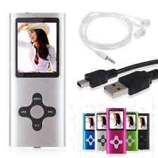 "Portable 8GB/16GB/32GB Mp3 Mp4 Player 1.8"" LCD Screen FM Radio& Video & Games"
