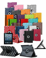 """Apple iPad Pro (12.9"""") 2015 Tablet Rotating 360 Swivel Case Cover w/ Stand"""