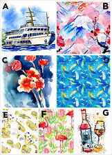 Giclee Print Watercolour Painting Abstract Wall Art Canvas Prints Poster Picture