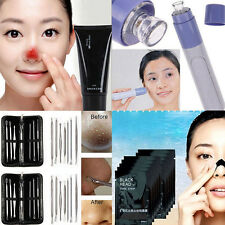 Facial Pore Cleanser Cleaner Face Blackhead Zit Acne Remover Skin Cleansing Tool