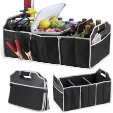 New 1PC Car Boot Organiser Shopping Tidy Heavy Duty Collapsible Foldable Storage