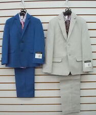 Boys Young Kings by Steve Harvey $80-$100 5pc Suits Sizes 4 - 14