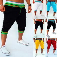 New Baggy Jogger Casual Trousers Shorts Mens Sports Pants Harem Training Dance t