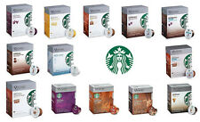 Starbucks Verismo 12 & K Cup16 Count Pods