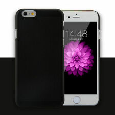 Luxury Ultra Thin Slim Matte Clear Hard Back Case Cover For iPhone 6 6s Plus
