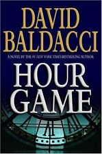 HOUR GAME by DAVID BALDACCI HC 1st Edition