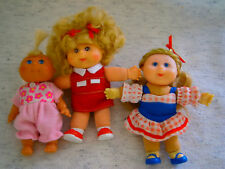 Limited Edition Cabbage Patch Kids Mini Doll CPK HKEEPOD Original Cloths 1995