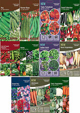 Garden 6 IN 1 Vegetable Seeds Tomatoes /Root Vegetables /Herbs /Peppers and Peas