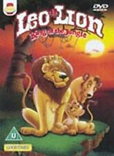Leo The Lion - King Of The Jungle [DVD], , Used; Very Good DVD
