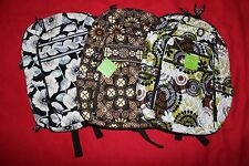 Vera Bradley NWT Laptop Backpack You Pick