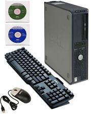 DELL Desktop CoreDuo 3.4GHz-CPU 4Gb-RAM 250Gb-HDD DVD±RW MsOffice Win-XP Kbd+Mse