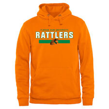 Florida A&M Rattlers Tennessee Orange Team Strong Pullover Hoodie - College