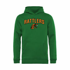 Florida A&M Rattlers Youth Kelly Green Proud Mascot Pullover Hoodie - College