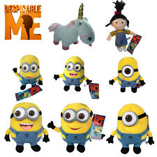 Despicable Me Minions Film Character Plush Toy Unicorn Agnes Stuffed Animal Doll