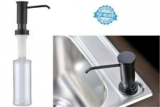 Rubbed Bronze Kitchen Sink Countertop Bathroom Soap Dispenser Lotion Pump NEW