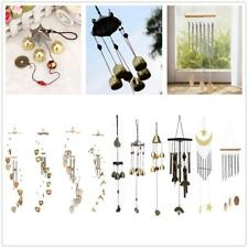Woodstock Windchimes Tuned Handcrafted Wind Chime Metal Hanging Lucky Bell PICK