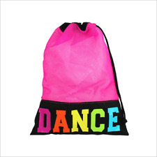 New Pink Poppy Dance In Style Shoe Bag - Dance Bag