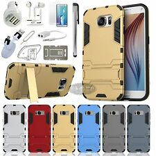 Case Cover Charger Earphones Accessory For Samsung Galaxy S7 Edge S8 S8+ Plus