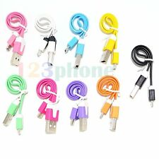 MICRO USB 2.0 DATA SYNC CHARGING CHARGER CABLE SHORT FOR LENOVO K5 K6 NOTE VIBE