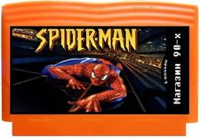 Spider-Man: Return of the Sinister Six, game 8 bit NES for Famicom, Dendy