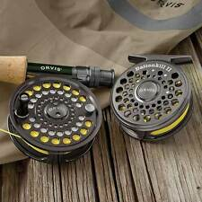 Orvis Battenkill Fly Reel - Black Nickel