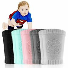 Newborn Baby Knee Pad Kid Safety Breathable Crawling Elbow Knee Protective Pad@