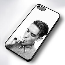 G EAZY SMOKE BLACK PHONE CASE COVER FITS IPHONE 4 5 6 7 (#BH)