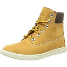 Timberland Groveton Junior Wheat Nubuck Ankle Boots
