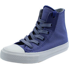 Converse Chuck Taylor All Star II Junior Indigo Textile Trainers