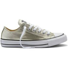 Converse Chuck Taylor All Star Light Gold Textile Trainers