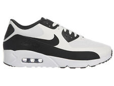 NEW MENS NIKE AIR MAX 90 ULTRA 2.0 RUNNING SHOES TRAINERS WHITE / WHITE / BLACK