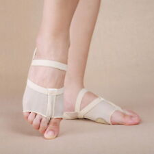 Lyrical Toe Undies Dance Paws Belly Ballet Foot Thong Shoes Cushion Pads ER