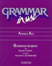 Grammar in Use: Reference and Practice for Intermediate Students of English Mur