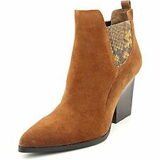 Donald J Pliner VALE-CHE/SDE Womens VALE Pointed Toe Leather Ankle Boot