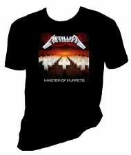 Metallica Master of the Puppets t shirt, Sizes S-6x, Short or Long Sleeve