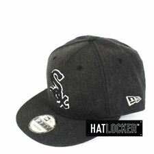 New Era - Chicago White Sox Heather Crisp Snapback