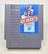 ICE HOCKEY NES VIDEO GAME CARTRIDGE NINTENDO ENTERTAINMENT SYSTEM